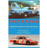 This new book introduces you to all the machines that have made Chrysler's NASCAR's racing efforts so successful