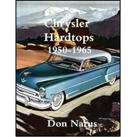 Details and specs on 1950-65 Chrysler and Imperial 2- and 4-door pillarless hardtops