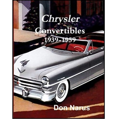 Details, photos and specs on 1939-59 Chrysler and Imperial convertibles