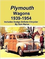 1939-1954 Plymouth - Dodge - DeSoto - Chrysler Wagons