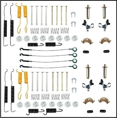 68-pc drum barke hardware set for all 1964-70 Dodge A-100 and A-108 trucks and vans