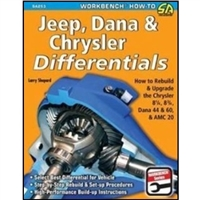 Chrysler & Dana 60 Differentials
