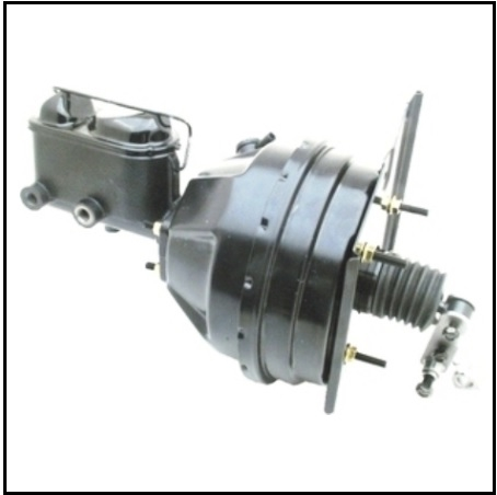 Power Brake Booster & Master Cyl Pkg for 1971-1974 MoPar B-Body