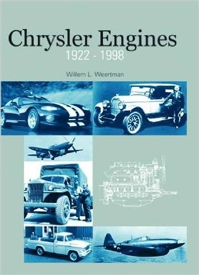 Chrysler Engines: 1922-1998 (hardbound)