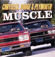 Chrysler, Dodge & Plymouth Muscle (hardcover)