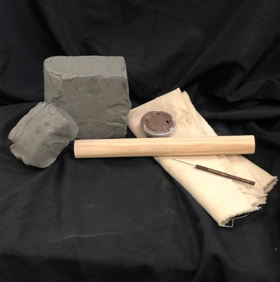 Clay Hand Building Pack $50