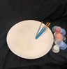 Circular Serving Dish 1 piece $50