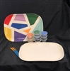 Rectangle Tray $40