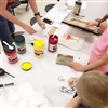 Screen Printing Ages 8 - 14
