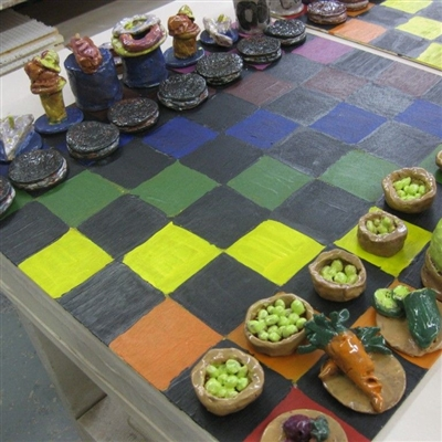 Ceramic Games Workshop