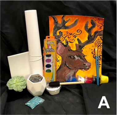 Ages 9+ Art To Go Bundles