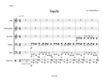 Tequila (download only) PanPlay arrangement