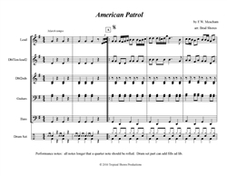 American Patrol (download only)