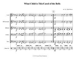 What Child is this/Carol of the Bells (download only)