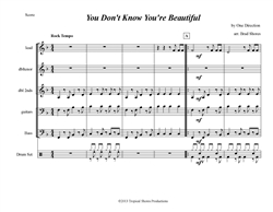 You Don't Know You're Beautiful (download only)