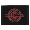 Independent BTG Ring Tri-Fold - Black - Wallet