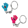 Santa Cruz Screaming Hand Zipper Pull - Assorted - Apparel Accessory