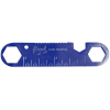 Royal Keychain Tool - Blue - Apparel Accessories