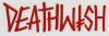 Deathwish Deathspray Die Cut - Red - 6.5in - Stickers