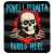 Powell Peralta Ripper Buried Here - Sticker
