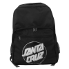 Santa Cruz Other Dot Backpack Black 12.75Wx17.5Hx7.5D - Backpack