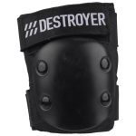 Destroyer Rec Elbow - Black - Elbow Pads