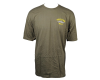Blind Naval Logo S/S Tee - Military Green - Mens T-Shirt