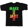 Blind Make it or Jake it S/S - Black/Rasta - Men's T-Shirt