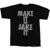 Blind Make it or Jake it S/S - Black/Grey - Men's T-Shirt