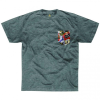 Black Label Beercan Beach Pocket - Athletic Heather - Men's T-Shirt