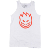 Spitfire Bighead - White/Red - Men's Tank