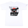 Spitfire Fire Crotch S/S - White - Men's T-Shirt