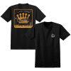 Spitfire Tershy King of Speed S/S - Black - Men's T-Shirt
