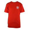 Spitfire OG Classic S/S - Red/Cream - Men's T-Shirt