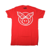 Pig Basic Tee - Red - Men's T-Shirt