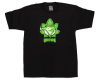 Venture Green Jays - Black - Men's T-Shirt