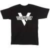 Venture Mainstay 2 S/S - Black/White - Men's T-Shirt