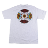 Independent Blood & Sweat Regular S/S - White - Mens T-Shirt