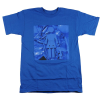 Girl Paint It Black S/S - Royal - Men's T-Shirt