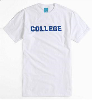 Enjoi Animal House S/S Tee - White - Men's T-Shirt