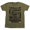 Habitat Terrain Unlimited S/S - Olive - Men's Shirt