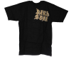 Darkstar Chronicle S/S - Black/Gold - Men's T-Shirt
