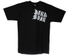 Darkstar Chronicle S/S - Black/White - Men's T-Shirt
