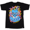 Osiris Top Hat S/S - Black - Men's T-Shirt