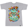 Osiris Top Hat S/S - Silver - Men's T-Shirt
