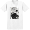 Real Live Free Or Die Premium S/S - White - Men's T-Shirt