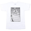 Real TG Street Chicken S/S - White - Men's T-Shirt