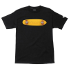 Santa Cruz OGSC Skateboard Regular S/S - Black - Mens T-Shirt