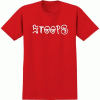 Krooked Still Stoops S/S - Red/White - Men's T-Shirt