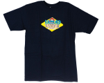 Krooked Arketype S/S - Navy - Men's T-Shirt